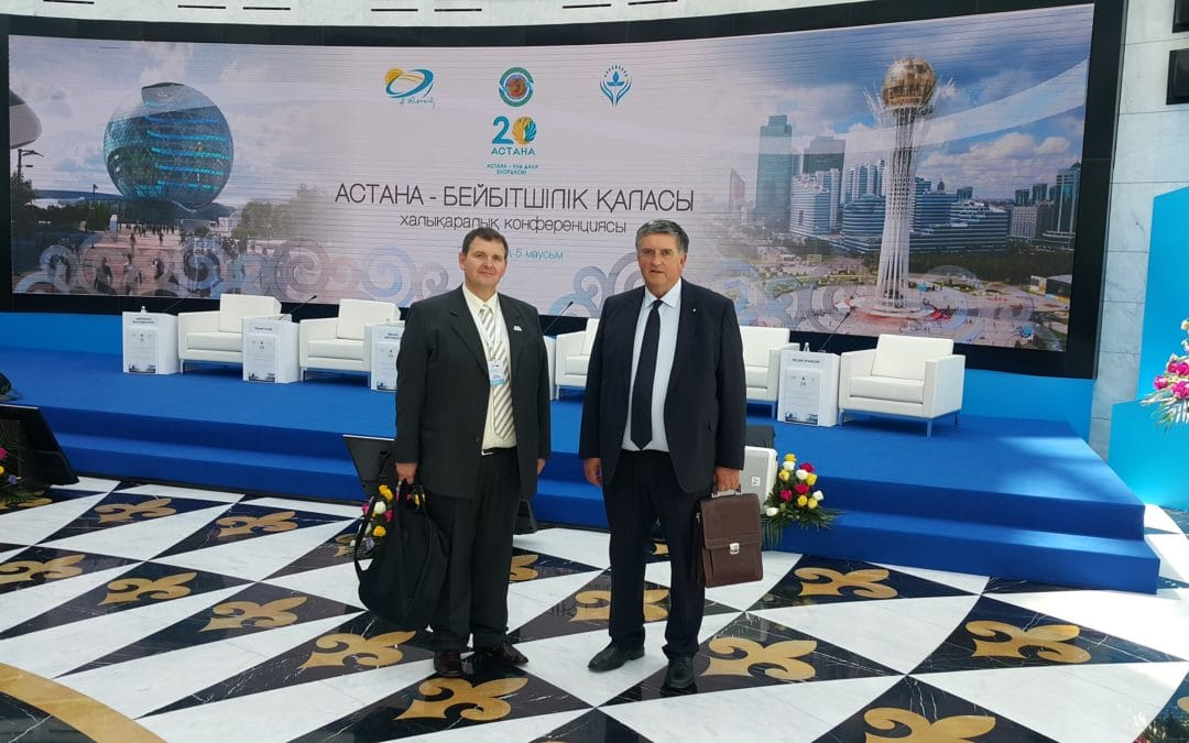 Successful business meetings in Central Asia