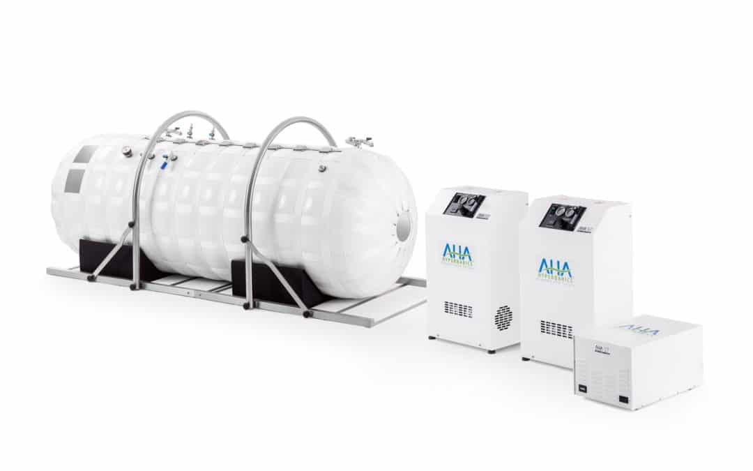 Hyperbaric medicine is shaping our future