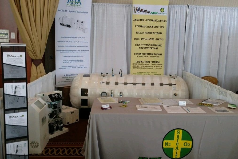 Successful first presentation of the AHA Flex in the USA