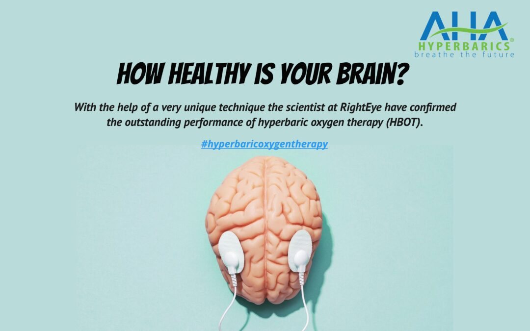 How healthy is your brain?