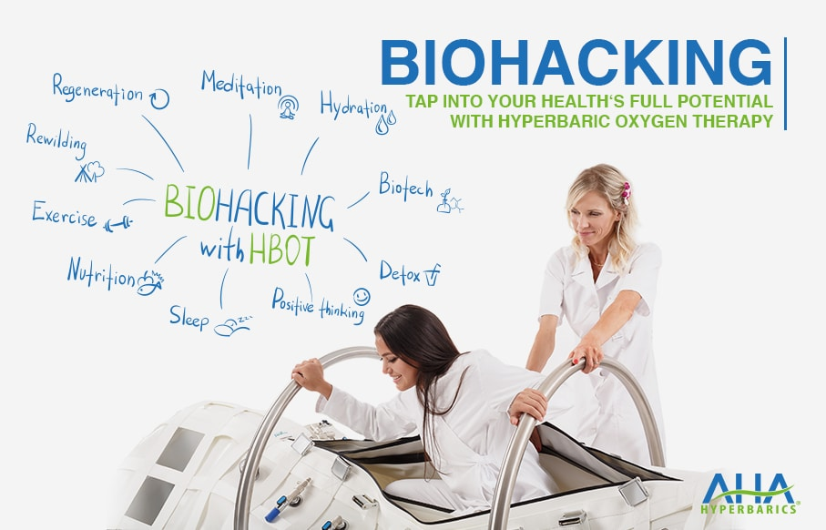 Bio-Hacking: Tap into your health's full potential with hyperbaric oxygen therapy