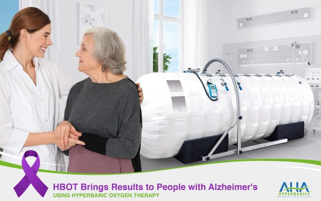 HBOT Brings Results to People with Alzheimer's